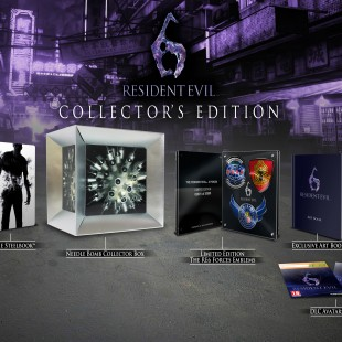 Capcom announces Resident Evil 6 Collector's Edition For Europe and Australia