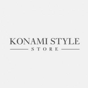 Konami Style online store for exclusive Konami merchandise