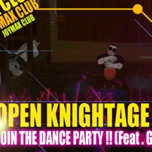 Joymax Celebrates Knight Age Open Beta Test With Exclusive In-Game Party