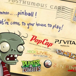 Plants vs. Zombies Pinball coming from Zen Studios