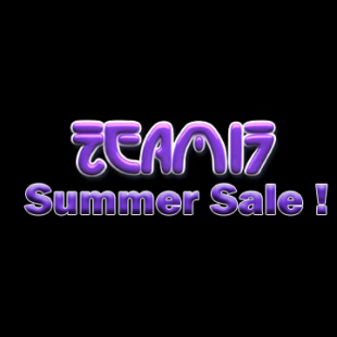 Team17 Summer Sale!