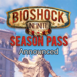 Irrational Games Announces BioShock Infinite Season Pass