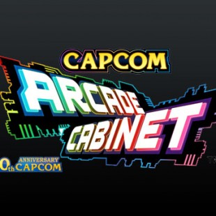 Capcom Arcade Cabinet detailed