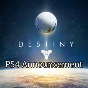 Destiny PS4 – Official Announcement