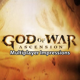 God of War Ascension Beta Impressions