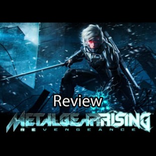 Metal Gear Rising Review