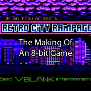 "The Making of ""ROM City Rampage"""