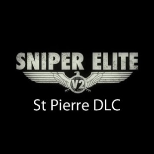 Sniper Elite V2 St Pierre DLC