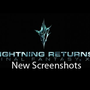 New Screens For Lightning Returns Final Fantasy XIII