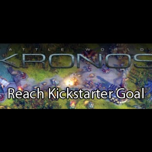Battle Worlds: Kronos hits Kickstarter goal