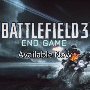 Battlefield 3 End Game Available Now
