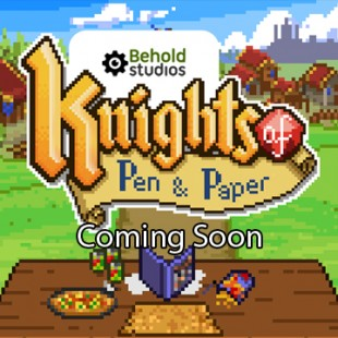 Knights of Pen & Paper +1 Edition Coming Soon