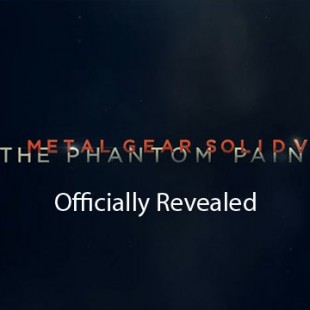 Metal Gear Solid 5: The Phantom Pain Debut Trailer