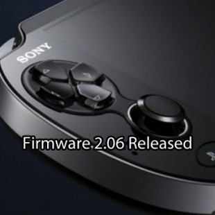 PS Vita firmware 2.06 released