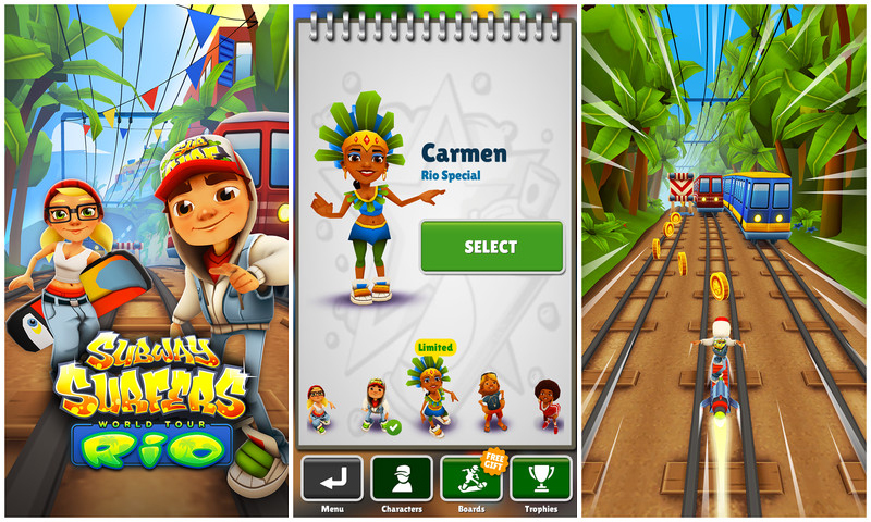 Subway Surfers, A Success Story!