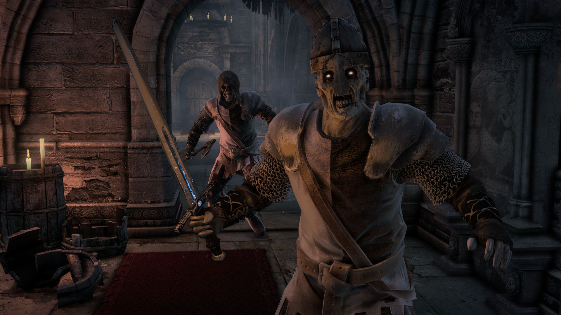 Techland Announces Hellraid for PC, X360 and PS3 - Duuro ...
