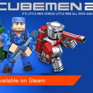 Cubemen 2 Marches onto Steam