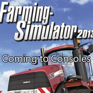 Farming Simulator Coming On Consoles!