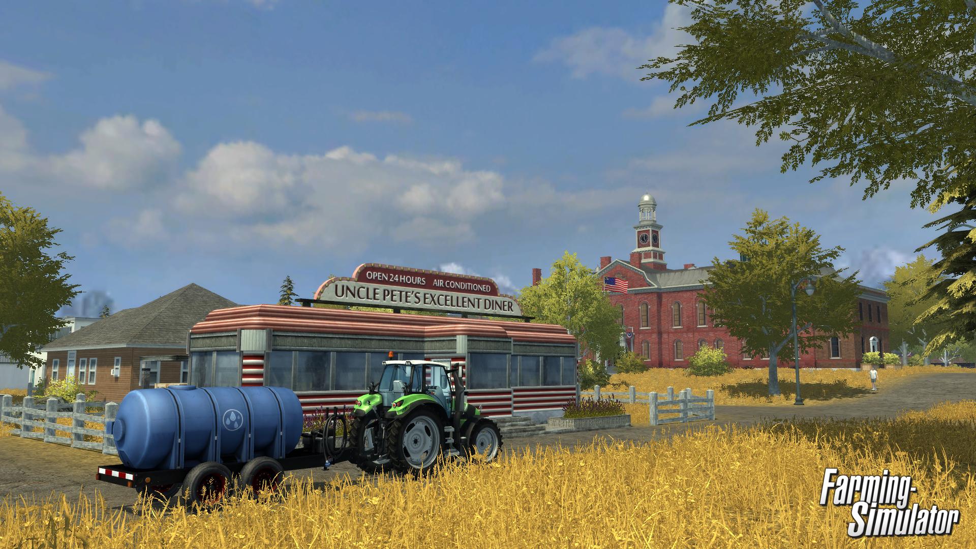 Farming Simulator Coming On Consoles!