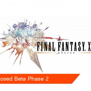 Final Fantasy XIV Closed Beta Phase 2 Now Underway