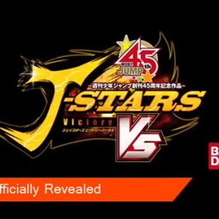 Say Hello to J-Stars Victory Vs.