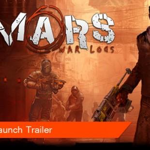 Mars War Logs PC Launch Trailer