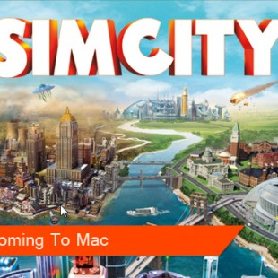 SimCity Comes to Mac June 11