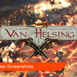 Witness the Rage of The Incredible Adventures of Van Helsing