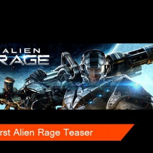 First official Alien Rage teaser now available