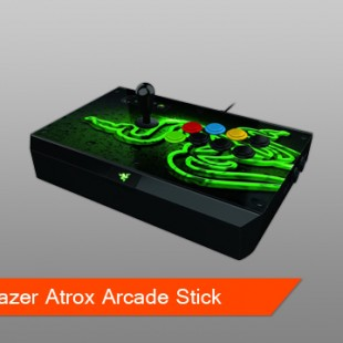 Razer Launches Atrox Arcade Stick