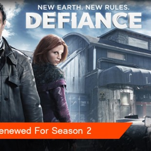 Syfy Renews Hit Series Defiance