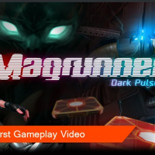Magrunner, first gameplay video!