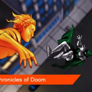 Marvel Heroes Chronicles of Doom Motion Comic Series