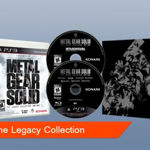 Metal Gear Solid The Legacy Collection Available On July 9