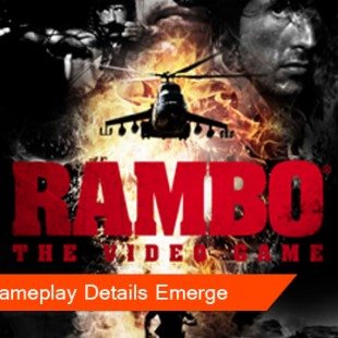 Rambo The Video Game Gameplay Details