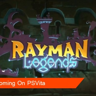 Rayman Legends is coming to the PS Vita with extra content