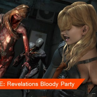 Resident Evil Revelations Bloody Launch Party