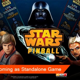 Star Wars Pinball Standalone Game Coming to PSN