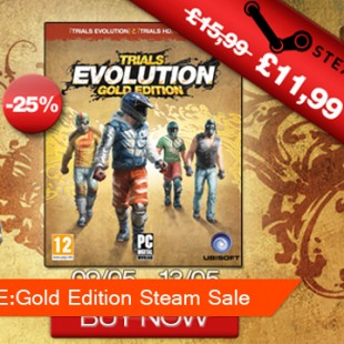 Trials Evolution: Gold Edition Steam Sale