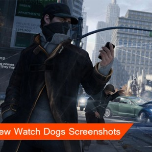 New Watch Dogs Screenshots