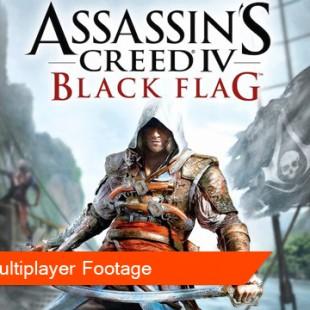 Assassin's Creed IV Black Flag Multiplayer Footage