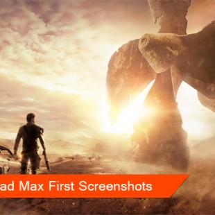Mad Max First Screenshots