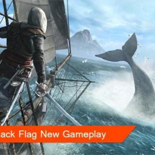 "Assassin's Creed IV Black Flag ""Horizon Walkthrough"" Trailer"