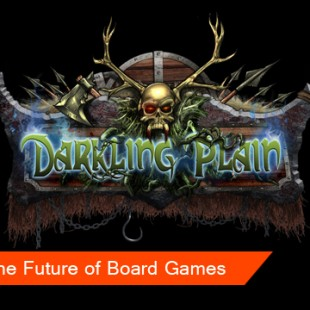 Darkling Plain, The Newest Augmented Reality Board Game