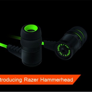 Razer´s All-New Gaming and Music In-Ear Headsets