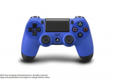 dualshock wave blue