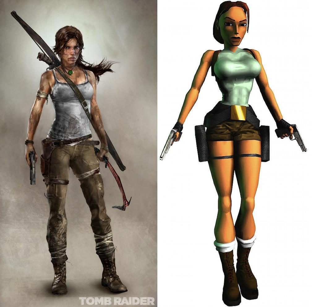 Lara croft old game adult scenes