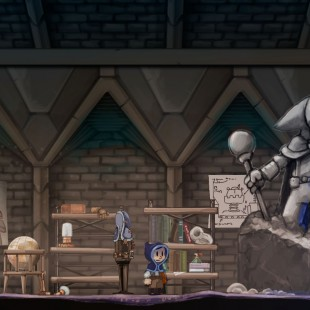 Teslagrad Preview