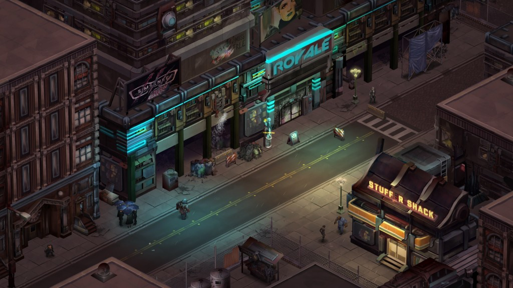 shadowrun returns royale