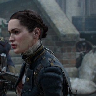 The Order 1886 Portrait Shots, Concept Art and 3D Renders